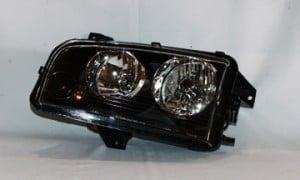 2008-2010 Dodge Charger Headlight Assembly (Halogen) - Left (Driver)