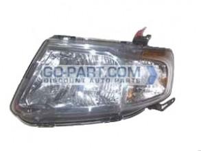 2008-2011 Mazda Tribute Hybrid Headlight Assembly - Left (Driver)