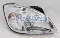 2009-2011 Kia Rio5 Headlight Assembly - Right (Passenger)