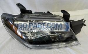 2003-2004 Mitsubishi Outlander Headlight Assembly - Right (Passenger)