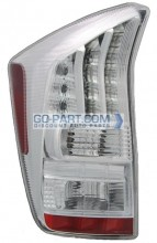2010-2011 Toyota Prius Tail Light Rear Lamp - Left (Driver)