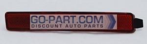 2009-2011 Chevrolet (Chevy) Traverse Rear Reflector - Right (Passenger)