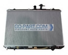 2009-2010 Toyota Highlander KOYO Radiator (With Tow Package)