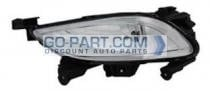 2011-2011 Hyundai Sonata Fog Light Lamp - Right (Passenger)