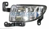 2002-2004 Kia Spectra Fog Light Lamp - Left (Driver)