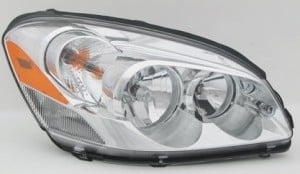 2009-2011 Buick Lucerne Headlight Assembly - Right (Passenger)