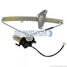 1992-1996 Toyota Camry Window Regulator Assembly Power (Front Right)