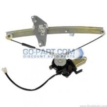 1992-1996 Toyota Camry Window Regulator Assembly Power (Front Left)