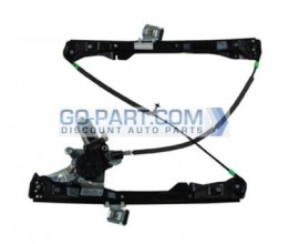 2000-2007 Ford Focus Window Regulator Assembly Power (Front Left)
