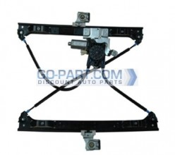 2002-2009 Chevrolet (Chevy) Trailblazer Window Regulator Assembly Power (Front Right)