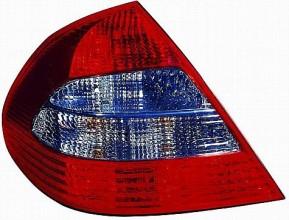 2007-2009 Mercedes Benz E550 Tail Light Rear Lamp - Left (Driver)