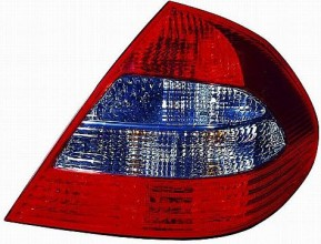2007-2009 Mercedes Benz E550 Tail Light Rear Lamp - Right (Passenger)