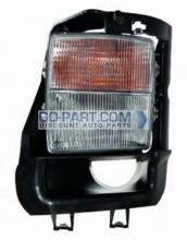 2006-2009 Cadillac Sts-v Fog Light Lamp - Left (Driver)
