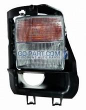 2006-2009 Cadillac Sts-v Fog Light Lamp - Right (Passenger)