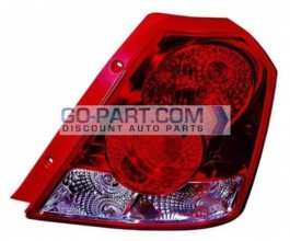 2004-2008 Chevrolet (Chevy) Aveo Tail Light Rear Lamp - Right (Passenger)