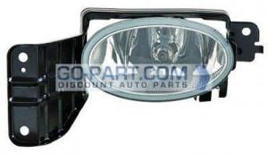 2010-2010 Honda Accord Crosstour Fog Light Lamp - Left (Driver)