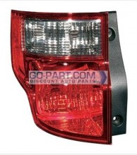 2009-2011 Honda Element Tail Light Rear Lamp - Left (Driver)