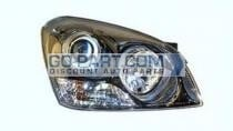 2007-2008 Kia Optima Headlight Assembly (For Models With Appearance Package) - Right (Passenger)