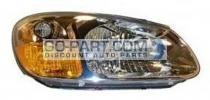 2007-2007 Kia Spectra5 Headlight Assembly - Right (Passenger)
