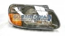 2008-2009 Kia Spectra5 Headlight Assembly - Right (Passenger)