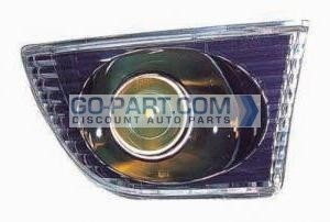 2004-2005 Lexus IS300 Fog Light Lamp (with Sport Package) - Right (Passenger)