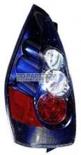 2007-2007 Mazda 5 Mazda5 Tail Light Rear Lamp - Left (Driver)