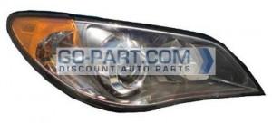 2006-2006 Subaru Impreza Headlight Assembly - Right (Passenger)