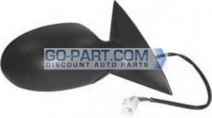 2000-2007 Mercury Sable Side View Mirror (Heated / without Puddle Lamp) - Right (Passenger)