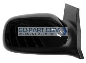 2006-2009 Honda Civic Sedan Side View Mirror - Right (Passenger)