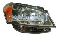 2010-2011 Kia Soul Headlight Assembly - Left (Driver)
