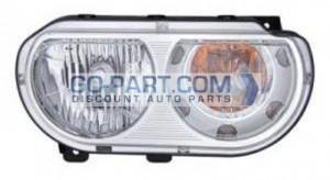 2008-2011 Dodge Challenger Headlight Assembly - Right (Passenger)