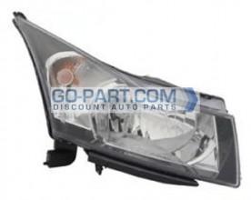 2011-2012 Chevrolet (Chevy) Cruze Headlight Assembly - Right (Passenger)
