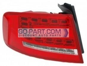 2009-2011 Audi A4 Tail Light Rear Lamp (For Sedan Only) - Left (Driver)