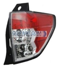 2009-2011 Subaru Forester Tail Light Rear Lamp - Right (Passenger)