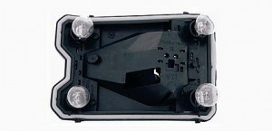 1997-2005 Chevrolet (Chevy) Malibu Tail Light Bulbholder - Left (Driver)
