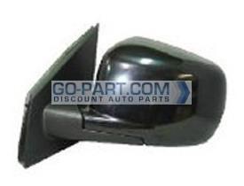 2009-2011 Dodge Journey Side View Mirror (SXT / R/T) - Left (Driver)