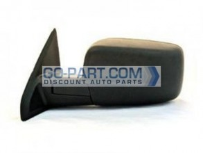 2009-2011 Dodge Ram 1500 Pickup (Full Size) Side View Mirror - Left (Driver)