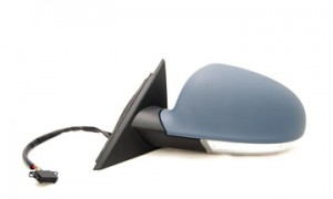 2003-2005 Volkswagen Passat Side View Mirror (without Memory) - Left (Driver)