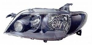 2002-2003 Mazda Protege5 Headlight Assembly - Left (Driver)