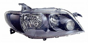 2002-2003 Mazda Protege5 Headlight Assembly - Right (Passenger)