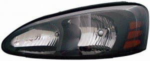 2004 2008 pontiac grand prix headlight assembly left. Black Bedroom Furniture Sets. Home Design Ideas