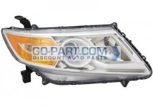 2011-2011 Honda Odyssey Headlight Assembly - Right (Passenger)