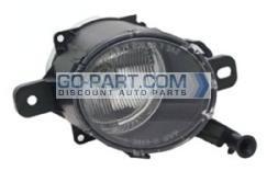 2010-2011 Cadillac SRX Fog Light Lamp - Right (Passenger)