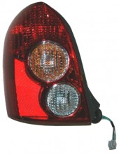 2002-2003 Mazda Protege5 Tail Light Rear Lamp - Left (Driver)