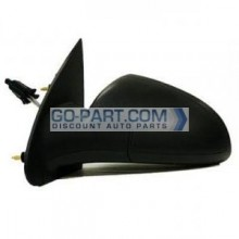 2005-2010 Pontiac G5 Side View Mirror - Left (Driver)