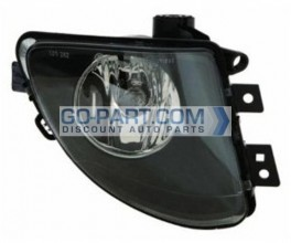 2011-2011 BMW 550i Fog Light Lamp - Right (Passenger)