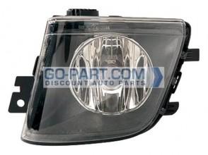 2011-2011 BMW 740i Fog Light Lamp - Left (Driver)