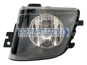 2011-2011 BMW 740i Fog Light Lamp - Left (Driver)