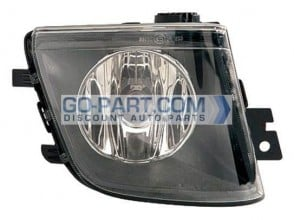 2011-2011 BMW 740i Fog Light Lamp - Right (Passenger)