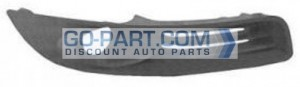 2006-2011 Chevrolet (Chevy) Impala Front Bumper Insert - Right (Passenger)